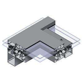 ALIPLAST alumínium tetőbevilágító